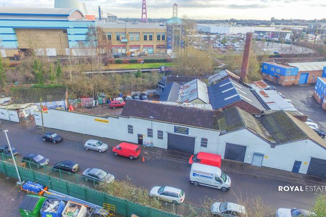 Thumbnail Warehouse for sale in Wharton Street, Birmingham, West Midlands
