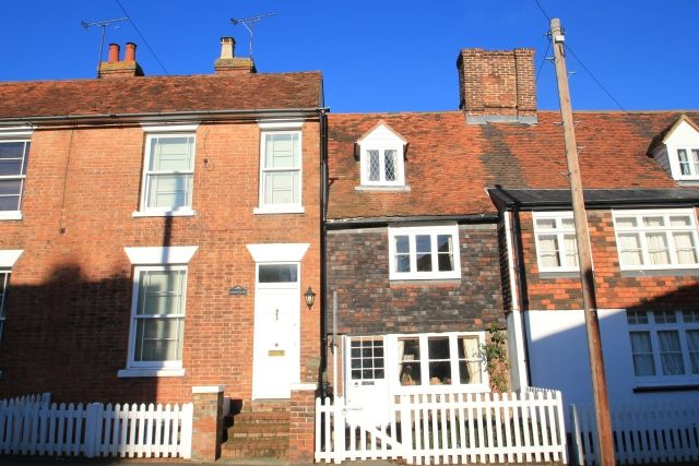 Thumbnail Terraced house for sale in High Street, Cranbrook, Kent