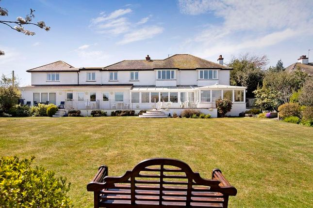 Thumbnail Detached house for sale in Vales Road, Budleigh Salterton