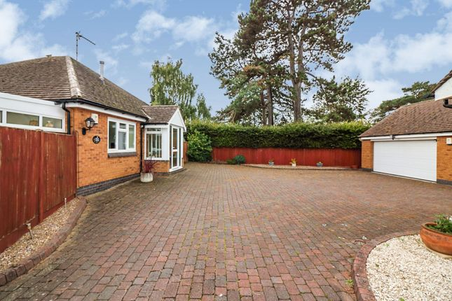 2 bed detached bungalow for sale in Holly Grove, Blaby, Leicester LE8