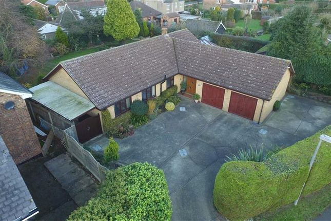 Thumbnail Bungalow for sale in School Lane, Goxhill, Barrow-Upon-Humber