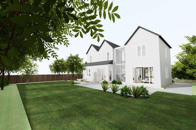 Proposed Rear of Freshwater Lane, St. Mawes, Truro TR2
