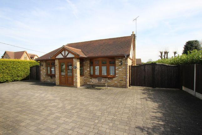 Thumbnail Detached house for sale in Claygate, Enfield Road, Wickford