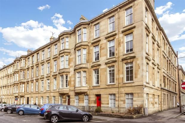 Thumbnail Flat for sale in Flat 0/1, Kent Road, Charing Cross, Glasgow