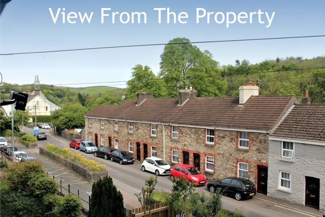 Thumbnail End terrace house for sale in Plymouth Road, Buckfastleigh, Devon