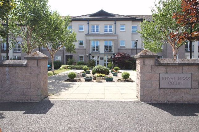 Thumbnail Flat for sale in Ness Walk, Inverness