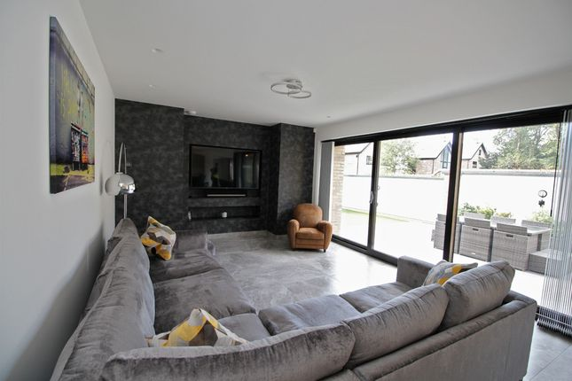 Thumbnail Detached house to rent in Parklands, Hessle