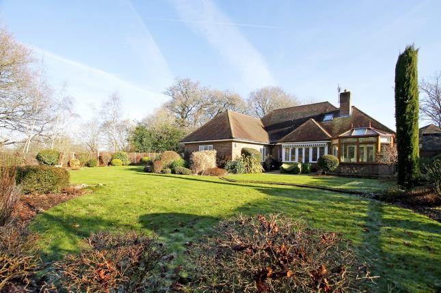 4 bed bungalow for sale in Shermanbury Grange, Brighton Road, Horsham, West Sussex