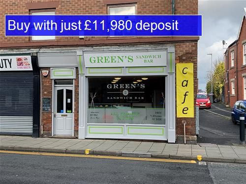 Restaurant/cafe for sale in Ormskirk Road, Pemberton, Wigan