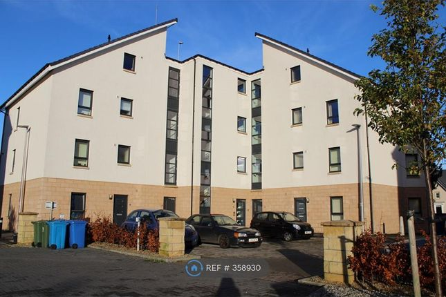 Thumbnail Flat to rent in Falkirk Road, Bonnybridge