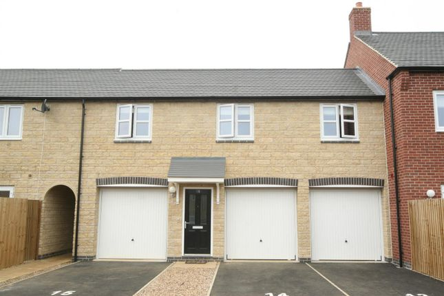 Thumbnail Flat to rent in Chepstow Court, Barleythorpe, Oakham