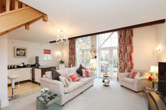 Thumbnail Flat for sale in Milestone Court, Bawtry Road, Bessacarr, Doncaster