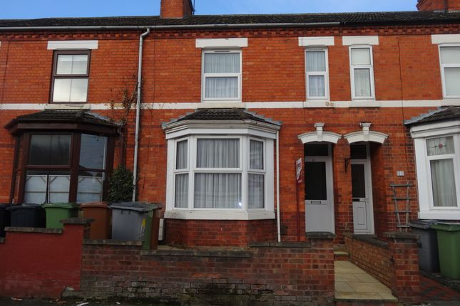 Thumbnail Terraced house to rent in Chace Road, Wellingborough