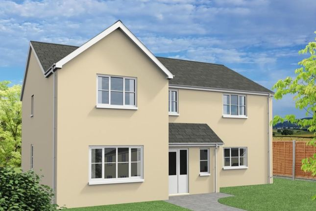 Thumbnail Detached house for sale in The Paddocks, Old Monmouth Road, Whitchurch, Ross-On-Wye