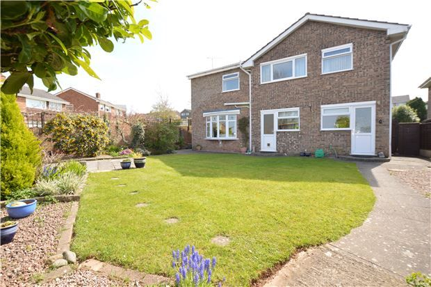 4 bed detached house for sale in Merlin Way, Chipping Sodbury, Bristol