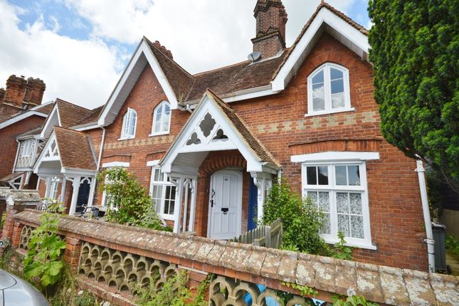 Thumbnail Terraced house to rent in Daphne Road, Orford, Woodbridge