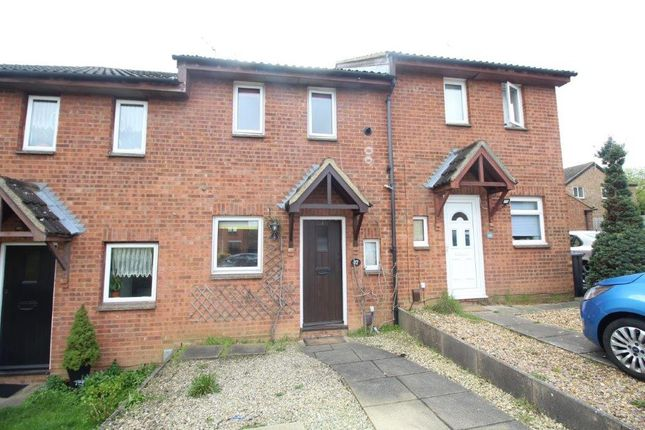 2 bed terraced house to rent in Coleridge Close, Hitchin SG4