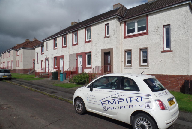 1 bedroom flat to rent in Shand Street, Wishaw