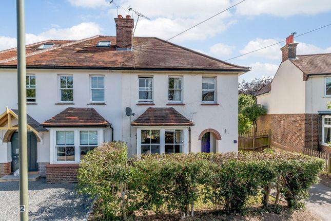 Thumbnail Semi-detached house to rent in Molyneux Road, Weybridge