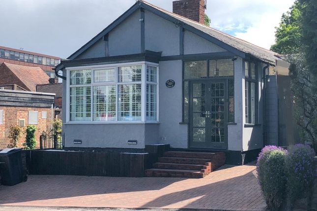 Thumbnail Bungalow for sale in Manor Hill, Sutton Coldfield, West Midlands