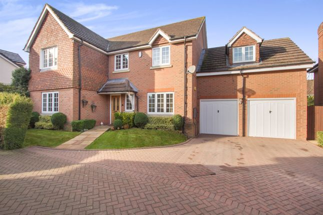5 bed detached house for sale in Brickyard Close, Balsall Common, Coventry