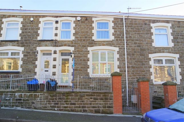Thumbnail Terraced house to rent in Carmen Street, Caerau, Maesteg, Mid Glamorgan