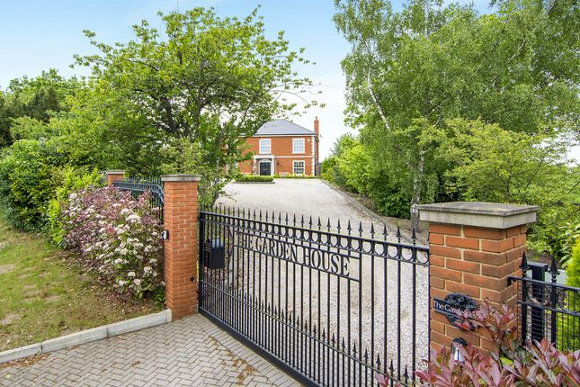 Thumbnail Detached house for sale in Rectory Road, Little Burstead, Billericay