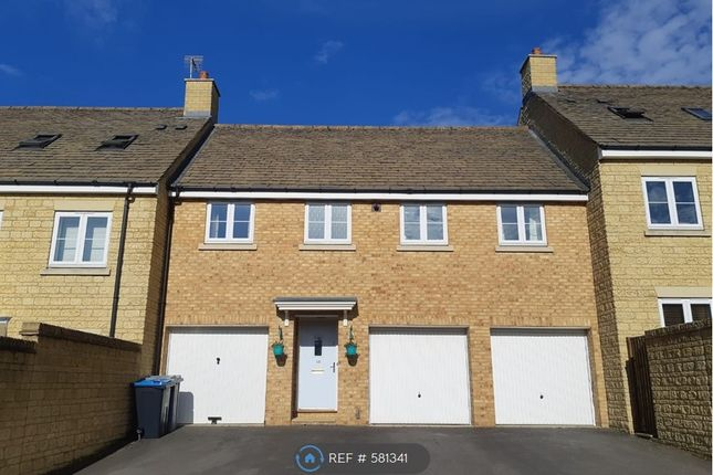 Thumbnail Terraced house to rent in Park View Road, Witney