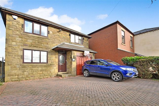 Thumbnail Detached house for sale in Wakefield Road, Drighlington, Bradford, West Yorkshire