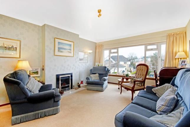 Living Room of Russell Drive, Bearsden, Glasgow, East Dunbartonshire G61