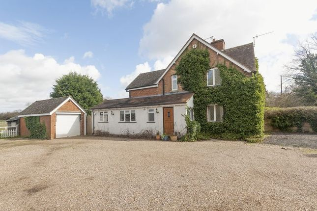 Thumbnail Semi-detached house for sale in Evesham Road, Dodwell, Stratford-Upon-Avon