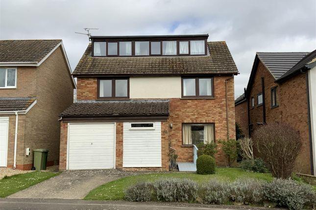 Thumbnail Detached house for sale in Ousebank Way, Stony Stratford, Milton Keynes