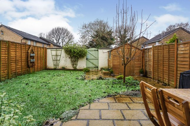 Rear Garden of Wavell Close, Yate BS37