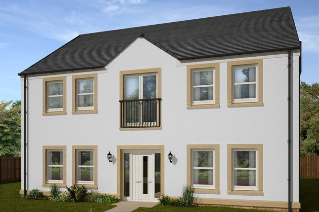 """Thumbnail Detached house for sale in """"The Herriot """" at East Calder, Livingston"""