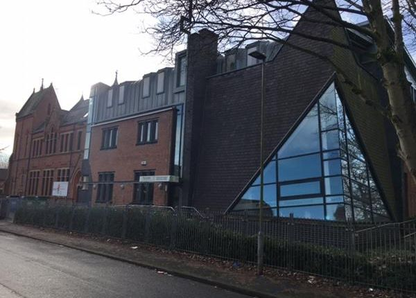 Thumbnail Commercial property for sale in Heaton Park Congregational Church, Manchester