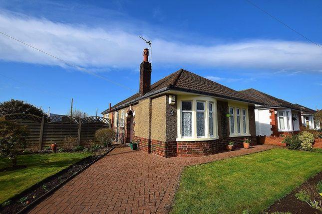 Thumbnail Detached bungalow for sale in Heol Tyn Y Cae, Rhiwbina, Cardiff.