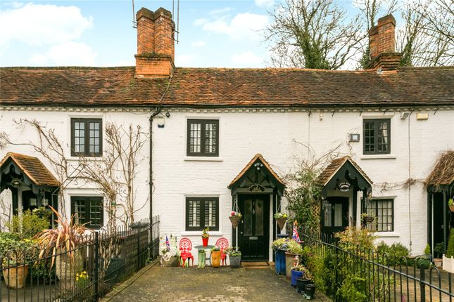Terraced house for sale in Church Row Cottages, Hay Lane, Fulmer