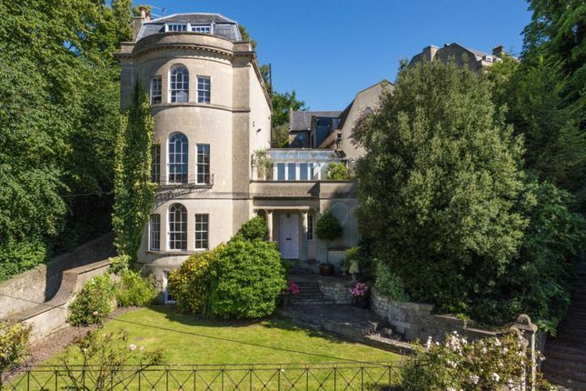 Thumbnail Detached house to rent in Somerset House, Sion Hill, Bath