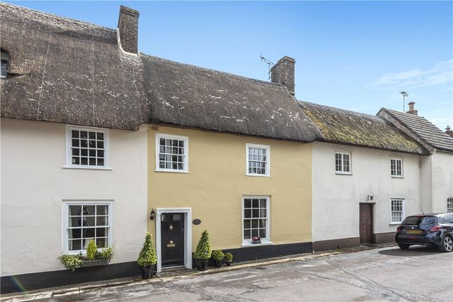 Thumbnail Terraced house for sale in The Square, Puddletown, Dorchester