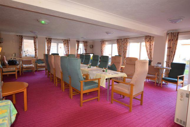 Communal Lounge of Portland Close, Chadwell Heath, Romford RM6