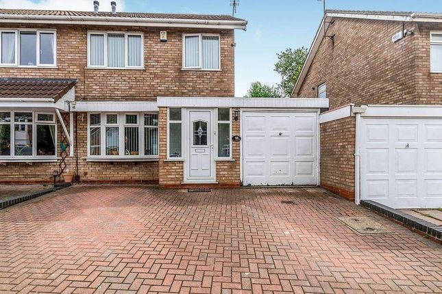 3 bed semi-detached house to rent in Calstock Road, Willenhall, Wolverhampton WV12