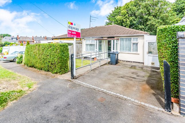 Thumbnail Semi-detached bungalow for sale in War Lane, Harborne, Birmingham