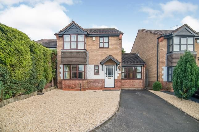 Thumbnail Detached house for sale in Johnsons Grove, Oldbury, Sandwell, West Midlands