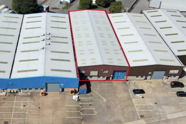 Thumbnail Industrial to let in Unit 22, Caker Stream Road, Alton