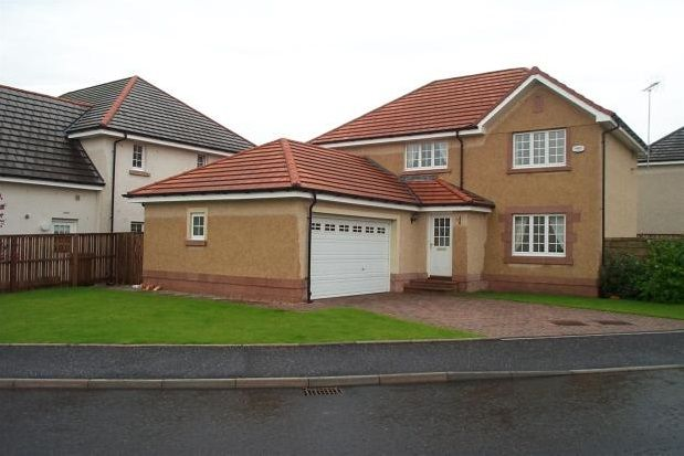 Thumbnail Detached house to rent in Wedderburn Road, Dunblane