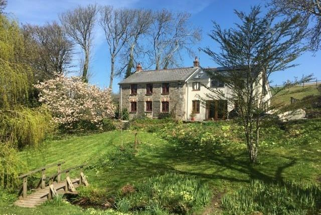 Thumbnail Detached house to rent in Penhallow, Truro