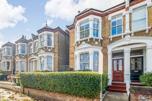 External of Erlanger Road, London SE14