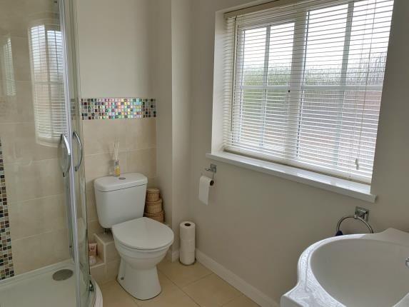 En-Suite Shower of Chenet Way, Cannock, Staffordshire WS11