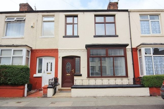 Thumbnail Terraced house for sale in Doric Road, Old Swan, Liverpool