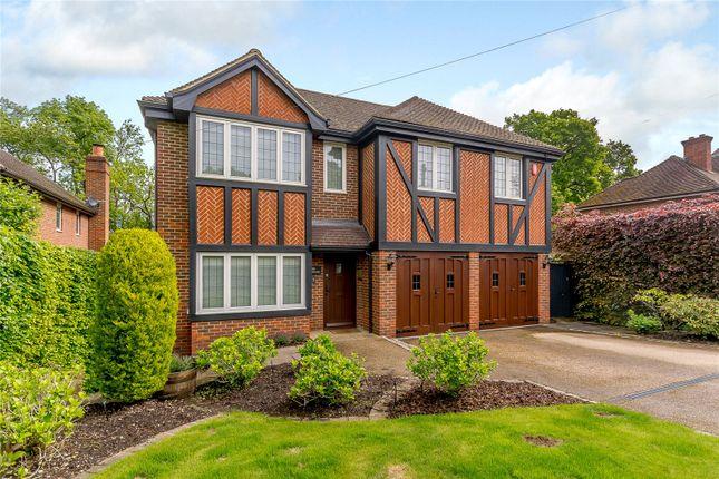 Thumbnail Detached house to rent in Woodlands, Gerrards Cross, Buckinghamshire